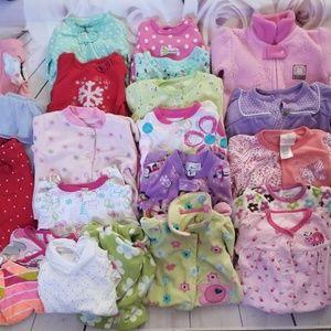 0-3 & 3-6m Baby Bundle